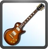 Electric Guitar - Virtual Electric Guitar is an easy to use, multi-functional app which is ideal for learning guitar, experimenting, making songs and much more!Ad - Free Version is now available: http://tinyurl.com/d2abc64Key features:- 23 Chords to play with and to learn -- Tuner (Standard, Drop D & Drop C) -- Professionally recorded sounds (Clean and distorted) -- Instructions for learning chords -- Open Mode to play all notes -DON\'T FORGET! - If you find this app useful, or enjoy using it to help you play, please RATE and REVIEW!Follow us on Twitter! @AlkalineLabsOr email us: alkalinelabs@gmail.comIn order to give you a free app and keep developing more free apps in the future, we are integrating search monetization into our application. This will add search points to your device (hence the permissions) - which are easy and quick to remove or replace. Thank you!