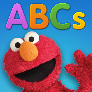 "Elmo Loves ABCs for iPad - This is an app full of games, activities, and videos, which will help teach your child about letters, sounds, and words.** ON for Learning Award ** ** Parents\' Choice Silver Award ** Elmo loves this app! It has songs and videos about letters. It has coloring pages and games about letters. It has all the letters from A to Z! Elmo even made a new alphabet song for it. Elmo thinks it's the best ABC app ever! Come on! Explore the alphabet with Elmo! (If you enjoy learning your ABCs, you'll love learning your 123s! Check out ""Elmo Loves 123s"" in the App Store! ) FEATURES• Slide, sweep, swipe, touch, trace and dig to discover over eighty classic Sesame Street clips, seventy five Sesame Street coloring pages, and four different ways to play hide and seek!• Touch and trace your favorite letter to unlock its surprises. • Tap on the star button to discover even more letter activities.• Personalize by adding your own photos and videos to the game. • ABCs tracker for grown-ups to see how your child is doing. • Ability to purchase even more great letter content and holiday surprises. LEARN ABOUT• Letter identification (uppercase and lowercase) • Letter sounds • Letter tracing • Art and creativity • Music appreciation TIPS• If you wish to personalize Elmo Loves ABCs by adding your own content, remember to complete all the fields: name, recording, photo, and video! If you do not have all four, your content will not appear in the game. • Your videos must be in \"