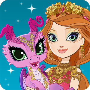 "Ever After Highâ""¢: Baby Dragons - The Dragon Games have arrived at Ever After High, and along with it, lots of darling BABY DRAGONS! Hatch your dragon eggs into living, breathing, fun-loving companions to care for and train for the Dragon Games! COLLECT enough stamps to unlock a new FREE baby dragon--Brushfire!CHARMING FEATURES:1. Get one baby dragon for FREE! Discover four more dragons, each with her own special accessories!  2. Baby dragons need lots of LOVE and attention. Feed and play with your baby dragon to keep her healthy and HAPPY.3. Reach level 10 to RIVER RAFT with your baby dragon! 4. DRESS UP your dragon with cute accessories, skin patterns and magical auras!  DECORATE your dragon\'s camp with fun animated decorations and furniture.5. Practice FLIGHT TRAINING and fire breathing and earn gems to purchase enchanting new outfits and accessories for your pet.6. Send your dragons on ADVENTURES in the land of Ever After and earn rewards to help you level up faster. Ever After High: Baby Dragons requests access to your photos so you can save adorable pictures of your baby dragons! Inspired by the Netflix movie, Dragon Games, welcome to Ever After High: Baby Dragons!Please Note: This app is free-to-play but some items can also be purchased for real money.  You can disable in-app purchases through your device settings."