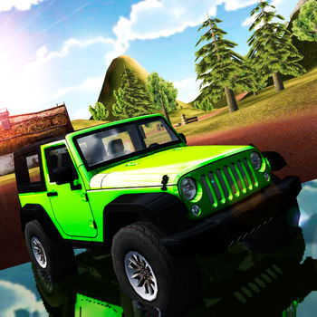Extreme SUV Off-Road Driving Simulator Free - Extreme SUV Driving Simulator 3D is the best off-road car simulator of 2015, thanks to its advanced offroad real physics engine.Ever wanted to try an off-road car simulator? Now you can drive the fastest 4x4 SUV cars and feel a sports rally car driver in this free game! Be a furious off-road racing driver on several different environments for you. No need to brake because of city traffic parking or racing other rival vehicles, so you can perform illegal stunt actions and run full speed without the police chasing your 4x4 SUV truck!Drifting fast and doing burnouts offroad had never been so fun! Burn the asphalt or climb a hill, but always show your racer skills!GAME FEATURES------------------------------------------Full real HUD including revs, gear and speed.ABS, TC and ESP simulation. You can also turn them off!Explore a detailed open world environment.Realistic car damage. Crash your car!Accurate driving physics.Control your car with a steering wheel, accelerometer or arrowsSeveral different cameras.Different game modes featuring auto traffic, free roam and checkpoints.Will you be able to find all collectibles?