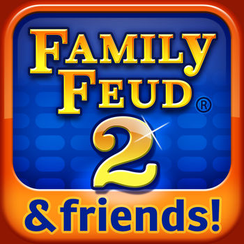 Family Feud® 2 - Do you have what it takes to win Family Feud? Survey says...Yes! The Family Feud ® & Friends 2 game is here! Find out who is the best Family Feud ® player by challenging  your friends, family and the larger Family Feud ® community in a head-to-head competition.  Discover the tournament mode, play live against 7 other players, become the tournament champion and win tonnes of coins!Family Feud ® 2 features:• The ability to directly challenge friends and family or anyone from the larger Family Feud ® & Friends Community• Tournament mode : play live against 7 other players in an exciting tournament! Make your way through the three Rounds and win the final Face-off for tonnes of rewards! • Stunning graphics highlighting your favourite elements of the TV show• Power-ups to boost your chances of scoring more points!Sharpen your skills by watching Family Feud, 6.00 weeknights on TENCan you become the Ultimate Feuder?