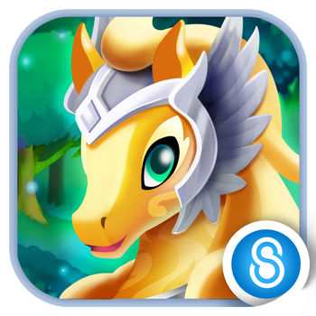 Fantasy Forest Story: Land Before Dragons - Discover a world of magical creatures in Fantasy Forest Story. Breed NEW animals and hatch adorable babies like the legendary Crystal Unicorn!Can you unlock the secret to breeding the Legendary animals?• Vie for GOLD in competitive leaderboards for the rarest of animals and prizes!• Play through NEW special quests to unlock exclusive animals in new events!• Win prizes with the Spin-to-Win game!• Breed, Battle, and Collect over 300 unique animals! No two are the same!• Challenge your creatures in weekly Tournaments to win exciting animals!• Feed, raise and evolve your animals from adorable babies into noble adults!• Battle through more than 9 regions of uncharted land to defeat and unlock new creatures to raise!• Experience each animal\'s cute, unique animations while walking, feeding, flying and battling!• Expand your island to rescue the Frostfang and Lightning Leopard, unlocking tons of new Water and Lightning animals to breed!• Join your friends in World Events to unlock unique personal and community prizes!Which animals will become your favorites? The feisty Firefox, the rocky Rampage, the gentle Grassquatch, and many more await you in Fantasy Forest Story - Land Before DragonsFantasy Forest Story - Land Before Dragons is an online only game. Your device must have an active internet connection to play.Please note that Fantasy Forest Story is free to play, but you can purchase in-app items with real money. To delete this feature, on your device go to Settings Menu -> General -> Restrictions option. You can then simply turn off In-App Purchases under \