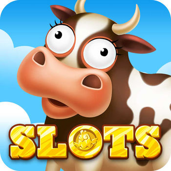 Farm Slots™ - FREE Las Vegas Video Slots & Casino Game - ***Now the #1 Free Farm Style Casino Game in the App Store***Fun, excitement and cute! Welcome to Farm Slots!Everyone has a farmer dream, so do slots players! In Farm Slots, by playing slots, you can:* Grow and customize your farm. * Fulfil orders to collect coins. * Produce goods by machines. * Experience the endless possibilities of living off the land. Gorgeous graphics, smooth animations, fantastic bonuses and atmospherical sounds guarantee a premium slot experience. Farm Slots is especially designed to give you the experience of Vegas slots on your iPhone/iPad. If you LOVE slots, there\'s no doubt you\'ll love Farm Slots. FARM SLOTS - IT'S 100% FREE-RANGE FUN!Player comments:I absolutely love this game. You not only play the slots but get to do a lot of extras as well. I like that you have to fish and mill food or pop popcorn. - KittyMy boyfriend and I play all the time! We love it! - CrackedbutterflyI really like playing the farm slots and having a purpose for playing the games is pretty cool too! It\'s not just one thing or the other it\'s a great combination! - Sandrat1960This is more than a slot game, you have quests and it is lots of fun. - DebraThe game is intended for an adult audience. The game does not offer \