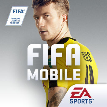 FIFA Mobile Football - App Store Best of 2016Playing football has never been more exciting than in the new FIFA Mobile! Build and manage your team, go head to head, and keep coming back for daily content. Whether you're a savvy veteran or just starting out on the football pitch, FIFA Mobile is bigger and better than ever, completely redesigned and built exclusively for mobile with a download size of under 100 MB – meaning you can get into the game while on the go.PLAY WITH UNRIVALED AUTHENTICITYOver 30 leagues, 650 real teams, and 17,000 real players make FIFA Mobile an authentic football experience you won't want to put down. Score big with your favorite stars—from rock-solid defenders to free-scoring forwards—and immerse yourself in the world's most popular sport!MANAGE YOUR ULTIMATE TEAMSelect your favorite team and build it your way with a fresh approach to obtaining players and squad-building. Add depth to your squad, make line up adjustments on the fly, and quickly tweak tactics before every match to master the art of rotation, invaluable in modern football. Make the right calls and watch your club get better each day.ATTACK TO WINBring innovative levels of competition to your game with Attack Mode. Take on thrilling matches that throw you into attacking positions and put glory at your feet. Master control of bite-sized plays and updated controls, and lead your team to success.KEEP UP WITH LIVE EVENTSStay connected to the game you love 365 days a year with content based on up-to-date stories and matches. Instantly jump into quick, playable Live Events that change throughout the day, and take a shot at prizes, Packs, and Player Items.JOIN A LEAGUE, CONQUER THE WORLDFor the first time, participate in Leagues, a truly social experience that allows you to join forces and strive for glory with friends and gamers around the globe. Test your skills in inter-league championships, or take on the best gamers worldwide in League vs. League Tournaments to climb the leaderboards. With the ability to chat and send gifts, Leagues is a global football community for you to join.Important Consumer Information: Requires acceptance of EA's Privacy & Cookie Policy and User Agreement. Contains direct links to the Internet and social networking sites intended for an audience over 13.User Agreement: terms.ea.comVisit https://help.ea.com for assistance or inquiries.EA may retire online features and services after 30 days' notice posted on www.ea.com/1/service-updates