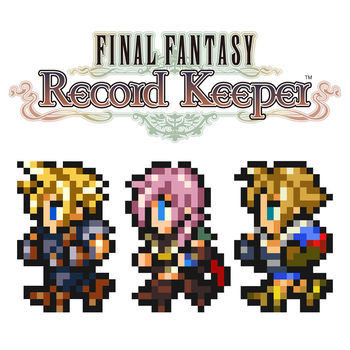 FINAL FANTASY Record Keeper - *** OVER 10 MILLION DOWNLOADS WORLDWIDE ***RELIVE your favorite FINAL FANTASY moments in FINAL FANTASY Record Keeper!Fight with your favorite FINAL FANTASY heroes, battle through classic FINAL FANTASY moments, restore the lost memories and save the world once again.=======\