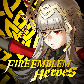 Fire Emblem Heroes - Open the gateways between worlds, Heroes at your side.