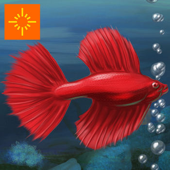 Fish Tycoon Lite - ***NOTE: The FULL version of Fish Tycoon is currently on sale for $0.99 for a very limited time! If you have wanted the FULL version, now is your chance!***Fish Tycoon is the award-winning virtual fish breeding game from the creators of the acclaimed Virtual Villagers series.  Now, with the introduction of Fish Tycoon for iPhone and iPod touch, you can take this sensational game with you wherever you go! Starting with $300 and a handful of eggs gathered from the fabled island of Isola, your goal is to unlock the genetic puzzle and discover the 7 Magic Fish of Isola.  Along your journey to discovering the Magic Fish, you will breed and care for more than 400 species of fish, financing your operation by selling your creations to the eager customers who visit your Fish Store.  A wide variety of aquarium supplies are available to equip and customize your tanks, care for your fish, and magically enhance your aquariums. The game continues to progress in true real time, even when your iPhone is turned off, so don't forget to check in regularly to feed your fish, cure their illnesses, and create the next generation of baby fish that will be another step in your pursuit of the legendary Magic Fish of Isola.More about Fish Tycoon* It's a virtual pet: care for your fish in your own virtual aquarium.* It's a simulation game: maintain virtual fish in a persistent world.* It's a genetic puzzle: discover which breeding combinations will lead to the discovery of the 7 Magic Fish.* It's a tycoon game: test your business skills and aquarium skills at the same time!* There are many approaches to solving the game, with over 400 species of fish to breed.* The built-in screensaver allows you to display your fish in your own virtual aquarium.* You can customize your tanks: purchase aquarium ornaments and place them where you like them!* Experience real-time game play, with new surprises every time you turn on the game! Lite version features:- Unlimited play- Full access to fish supplies and research- 2 fish tanks for breeding and selling your fishUpgrade to the full version to get tanks that hold 3 times as many fish and the option to purchase a third customizable fish tank for even more fish breeding! March 11: v1.02 Still not fixing the savegame resets that a few players are seeing, so we are preparing a broader fix to this problem. We\'ll try to rush this update out VERY quickly! Feb 24: Submitted update to Apple. Bug fixes including stability and savegame fixes.Visit our Official Fish Tycoon site at www.FishTycoon.com for instructions, strategy guides, and much more!For the latest info, and to find out what else we\'re cookin\' up, follow us on Twitter at: www.twitter.com/LastDayofWork