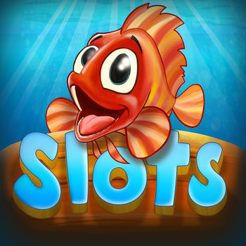 Fishy Slots Free - Like colorful and cute aquatic animals?  Swim with fishy friends in \