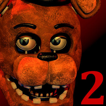 Five Nights at Freddy's 2 - -This game requires 512 megs of ram. Because of this, the game will not work on iPod gen 3 or 4 or other low-memory devices.Welcome back to the new and improved Freddy Fazbear\'s Pizza!In Five Nights at Freddy\'s 2, the old and aging animatronics are joined by a new cast of characters. They are kid-friendly, updated with the latest in facial recognition technology, tied into local criminal databases, and promise to put on a safe and entertaining show for kids and grown-ups alike!What could go wrong?As the new security guard working nights, your job is to monitor cameras and make sure nothing goes wrong after-hours. The previous guard has complained about the characters trying to get into the office (he has since been moved to day-shift). So to make your job easier, you\'ve been provided with your very own empty Freddy Fazbear head, which should fool the animatronic characters into leaving you alone if they should accidentally enter your office.As always, Fazbear Entertainment is not responsible for death or dismemberment.