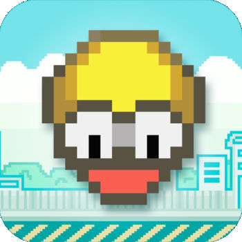 Flappy Fall - Save Falling Flappy!! Your mission is to save flappy from smashing on to the ground. Let\'s try this simple addicting game now! FLAPPY™ is a trademark of Ultimate Arcade, Inc.