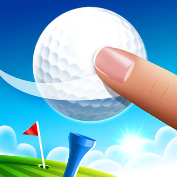 Flick Golf! Free - Play the App Store\'s biggest arcade golf hit! The #1 Sports Game in over 100 Countries! Enjoyed by more than 12 million players.\