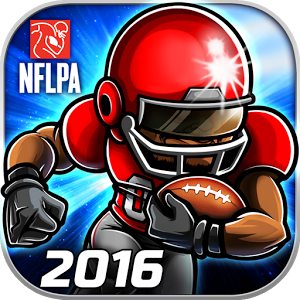 Football Heroes PRO 2016 - NOW FEATURING: ONLINE LEAGUES!!! Football Heroes and the NFL Players Association are back for a whole new season of the hardest hitting arcade football game in the universe - Football Heroes PRO 2016.