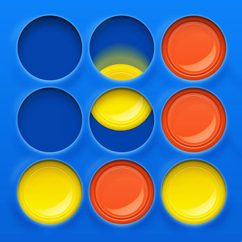 Four in a row ? - The aim of the game is simple: connect 4 pieces in a line vertically, horizontally or diagonally. It\'s a fun game that you can play alone or with your friends, for FREE!DIFFERENT GAME MODES- 1 player: Easy, Normal, Expert- 2 players: Play with your friends on one screen for freeCOMPLETE FONCTIONALITIES- Leaderboard: every time you win, you get points - Listen to your music while playing - Different beautiful game designs- Games are automatically savedOPTIONS- Aim helps- Deactivate the sounds- Swap colorsThis connect 4 game is free and ad-supported.CONTACTPlease feel free to contact us at support@greenpandagames.com if you encounter any problem regarding this app.For the latest news and updates on Green Panda Games:LIKE us on Facebook:https://www.facebook.com/Green-Panda-Games-1696022237280275/Follow us on Twitter:@greenpandagamesFollow us on Google+:https://plus.google.com/114355765418791503704Visit us at:http://www.greenpandagames.com