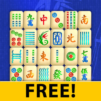 Free Mahjong Games - Free Classic Mahjong Game with great graphics and different game board layouts. Very addicting gameplay. One of the most popular puzzle games worldwide! Come see why everyone loves playing our game, where you match the tiles to clear the board and win.? User Reviews: ? AWESOME!! - 5 Star Ratingby Chris O\'Connor This is a super fun/ addictive game... By far the best mahjong game in the App Store, this is definitely a must have game. Really Awesome Game - 5 Star Ratingby MonsterX11 I usually play this game online but this was actually a good app I would recommend this app to anyone who enjoys puzzle games Great job!!! - 5 Star Ratingby Golden-girl-1718 Another Awesome free app from you guys! One of the Best mahjong games on the Appstore. Keep up the good work !!! :) Slick and thoughtful - 5 Star Ratingby Psycho76 Nice graphics--it\'s really pleasing to look at. Everything is very swift and organized. I really appreciate it when app developers try to make the app enjoyable for the buyer. I respect you guys a lot more than I do other developers--so keep up the dedicated work you do. It really shows. Awesome!!! - 5 Star Ratingby AvaDeFabio Everybody should get this game!! If you like Mahjong on the computer, then you\'ll LOVE this game and, it\'s totally free!!! What these guys do is awesome. Love you guys!!