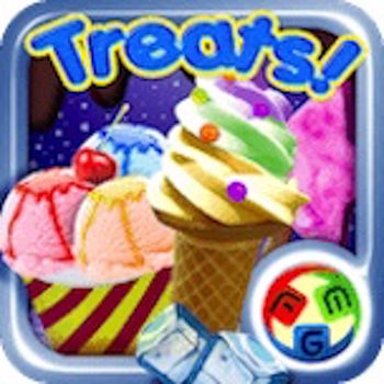 Frozen Treats Ice-Cream Cone Creator: Make Sugar Sundae! by Free Food Maker Games Factory - This Might Just Be The BEST Ice Cream Maker Game.....EVER!From the studio that brought you Make Slushies! (4.5 Star Rating), and Candy Factory! comes the best new ice cream maker game in the app store: Frozen Treats Food Maker! Make all of your favorite ice creams, milkshakes, and other delicious frozen treats! Ice Cream Cones! Ice Cream Sandwiches! Ice Cream Sundaes! Ice Pops!Snow Cones! With dozens of flavors, decorations, sticks, cones and more, you will have fun for HOURS with this awesome app! Dress Up your treats with Amazing Decorations like: Funny Faces! Fruits! Candies! Chocolate! Whipped Cream Toppings! ...And More!Download Frozen Treats right now and start making all your friends jealous! :)Please Note: The game can be played for free, but it does have purchases available for real money. If you do not want to use these features, please deactivate in-app purchases. At Free Maker Games, we take privacy very seriously. Please review our Terms of Service and Privacy Policy here: http://www.freemakergames.com/tos.html http://www.freemakergames.com/privacypolicy.html