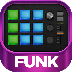 Funk Brasil - FUNK BRASIL is a free Drum Pads style application of Brazilian Funk. An application made ​​for Android, lightweight, fun and easy to use. With it you can create beats of Funk Carioca, Funk Ostentação, Funk Melody, Funk Paulista and even become a DJ! There are 90 drum pads with several loops, beats, and vocals for you to find the perfect Funk beat. Sounds recorded with studio audio quality. The most complete Drum Pads style app. With it, besides create the beat, you can record your own voices and use it in the mixes. Ideal for DJs and Music Producers! Try Funk Brazil and create the new funk hit! Please refer to Funk Brazil: * Multi Touch * 6 complete kits of funk music  * 90 realistic sounds * Studio audio quality* Like a Drum Pads* Easy to play * For DJs and amateurs * 3 Examples * Recording Mode * Export your records to mp3* Works on all screen resolutions - Cell Phones and Tablets (HD Images) * Free The app is free. But you can remove all advertisements buying a license! Try the best and most complete Drum Pads of Brazilian funk on Google Play!