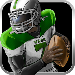 GameTime Football w/ Mike Vick - PLAY AS THE FRANCHISE QUARTERBACK! --- We got a situation.