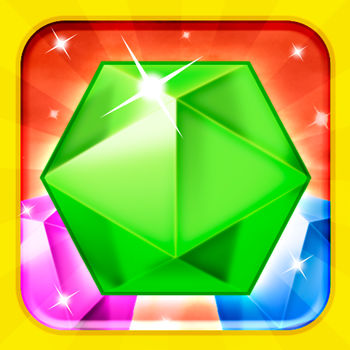 Gem Blaster Blitz - Amazing Family Fun Jewel Crush Bubble Shooter Brain Skill Games - FREE for a limited time! \