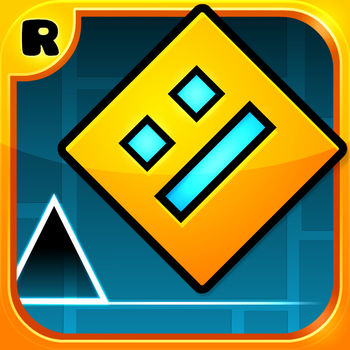 Geometry Dash - Jump and fly your way through danger in this rhythm-based action platformer!Prepare for a near impossible challenge in the world of Geometry Dash. Push your skills to the limit as you jump, fly and flip your way through dangerous passages and spiky obstacles.Simple one touch game play with lots of levels that will keep you entertained for hours!Game Features• Rhythm-based Action Platforming!• Lots of levels with unique soundtracks!• Build and share your own levels using the level editor!• Unlock new icons and colors to customize your character!• Fly rockets, flip gravity and much more!• Use practice mode to sharpen your skills!• Lots of achievements and rewards!• No in-app purchases!• Challenge yourself with the near impossible!Contact: support@robtopgames.com
