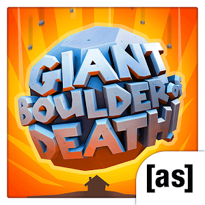 Giant Boulder of Death - **UPDATED with new content **When a boulder holds a grudge, no one survives. Bowl your way down the mountain and destroy everything in your path. Crush villages, cars, yetis, golden cows, crush everything!  From the creators of Robot Unicorn Attack 2 and Monsters Ate My Condo!Check out the AMAZING new premium Heavy Metal theme!• Meet our biggest, baddest avatar yet - Metal Boulder!• Screamalicious new Heavy Yodel music!• Dozens of brand new crazy props rock this world!• Apocalyptic! Desolation! Meteors! Lava! Glam Yetis! Demons!• 50+ smashtastic new goals to complete!• The most upgradeable avatar yet - max them all to Lv7!• SUMMON your avatar of choice: The Original Boulder, Happy Holiboulder, Jack O\'Boulder or Ms. Boulder• STEAM through new goal trees specific to each boulder• ANNIHILATE brand new objects in each theme• CONQUER Google Play Achievements and Leaderboards!• CRUSH legions of outrageous mortals, beasts and buildings• SMASH through over 250 nail-biting goals to unlock over 100 destructible objects• OBLITERATE your high score with boosts and upgrades• DOMINATE your friends via Facebook. Connect and SMASH through their avatars!Follow Us:Facebook - http://www.facebook.com/adultswimgamesTwitter - https://www.twitter.com/adultswimgamesOur Website - http://www.games.adultswim.com