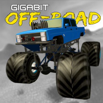 Gigabit Offroad - The most realistic off-road game on mobile devices. This is off-roading done right.Cruise huge open-worlds while earning money completing tough challenges, races, and gathering collectables. Upgrade your trucks with thousands of combinations of parts, suspensions, tires, wheels, and colors.Fair-to-play system means you buy an In-App Purchase, you keep it forever. NO gas meter. NO wait time for parts. NO wait time to continue playing.Gameplay Features	?	Tackle rocks and hills with a realistic traction model and winch	?	Take in your ride and your surroundings with 13 gameplay cameras to choose from	?	Multiple control options keep you in control no matter your play style	?	In-game map will ensure you know where you are and what challenge to attempt next	?	Locking differentials, high/low gear range, and 2wd/4wd give you the tools to conquer anything thrown at youLevels	?	Huge, wide-open maps with varied terrain mean you'll be exploring for hours	?	Hundreds of objectives per level to challenge youTrucks	?	Tune your vehicles to suit your driving style	?	IFS, leaf spring, and 4-link suspensions	?	Huge list of parts, bumper-to-bumper, to select from to make your trucks your own	?	Color every part of your trucks to get just the right lookComing Soon	?	Multiplayer	?	More Trucks	?	More Levels	?	More ChallengesIt\'s your world, your trucks, your choice, you conquer it.