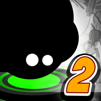 Give It Up! 2 - The sequel of the popular rhythm-based platform game has arrived!*** More than 10 million downloads from Give It Up! worldwide. ***Give It Up! 2 combines the best features of platform and rhythm games, bringing the best Give It Up! ever. Play with Blob or one of his friends in a unique and surreal grayscale world full of deadly spikes and platforms.One-tap gameplay, numerous challenges• Difficulty varies: practice a lot and level up!• 27 exciting stages: proceed in an order of your choice.• Tap to the rhythm of the music and jump across the platforms!• Watch out for spikes, steps and other obstacles!• Discover hidden stages!• Jump like a pro: accomplish 3 starts on every stage!Interactive music• New original soundtrack.• Multi-layered music changes dynamically during the game.