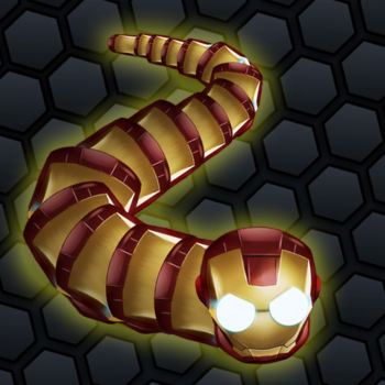 Glowing Snake King - Anaconda Diep War Battle Game - This is an alternative client for #1 Smash Hit Worm Game.You can play realtime-online with millions people playing over the world[How to play]- Eat little dots and agar- Avoid bigger worms- Try to slither around enemies and become the biggest worm possibleHave fun!Play against other people online! Can you become the biggest worm ^^Watch out - if your head touches another worm, you will be explode and then it\'s game over. But if you get other worms to run into YOU, the THEY will explode and you can eat their remains :)Unlike other games, you have a fighting chance even if you\'re tiny! If you\'re a nimble navigator, you can swerve in front of a much larger snake to defeat them - no matter what size you are!The biggest worm of the day gets to set a victory message that the ENTIRE WORLD will see!