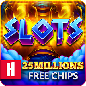 God of Sky Machines - Download now and play the greatest slots for free at God of Sky Slots Machines! Play the best casino slots offline for free and experience the real thrill of Las Vegas! God of Sky Slots Machines offers over 30 real high quality, classic and modern slot games seen before only on real casino slot machines in the best casinos, which you can play offline right now! Play our offline casino games for free and experience:► 25 000 000 free chips to get you started!► free chips every 10 minutes so you can play your favourite slots anytime you want► over 30 real high quality slots which you can play offline absolutely for free► plenty of exciting bonus games on all the slot machines which will make you feel the real thrill of Las Vegas► daily goals which you can complete and claim rewards for► daily dash map events with fabulous rewards► slots machines with regular and expanding wilds which will make you a fortune► regular and irregular size slots games with diverse themes► beautifully animated stacks which you just must get► big wins and mega wins which give you this special Las Vegas casino feeling► up to 100 free spins which bring you huuuge payouts► free chips and special promotions tailored just for you► legendary classic pokies including God of Sky, Cleopatra, Pharaoh and 777 slot machine► mystery prizes which you unlock while playing your top pokies► cumulative spin rewards which you can claim while you play your favourite slot machinesIf you love pokies with wilds, stacks, multipliers, mystery symbols, super symbols and free spins then play God of Sky Slots Machines and enjoy over 30 slot machines! And for all the sloto maniacs out there who absolutely love the Las Vegas thrills, we have lots of events, mystery prizes, daily goals and achievements you can collect and claim prizes for!Are you serious? PLAY CASINO GAMES FOR FREE !! Can that be true?Absolutely. God of Sky Slots Machines gives you bonus chips every 10 minutes so that you can enjoy our pokies anytime! You can also get up to 100 free spins!  Place your bet in our slot machines, spin and win big in this best free casino game on Google Play now!FIND US:For even more best free casino games with bonuses and free spins visit us at: http://www.huuugegames.com/Find and like us on Faceboook at: https://www.facebook.com/huuugegamesIf you need help or support, please contact us at: support@huuugegames.comThe Best Free Casino Games and Slot Machines are produced for you by Huuuge™► Offline play is supported if the specific slot has already been downloaded.► The game is intended for a mature audience.► The game does not offer real money gambling or an opportunity to win real money or real prizes.► Wins made while gambling in social casino games can\'t be exchanged into real money or real rewards.► Past success at social casino gambling has no relationship to future success in real money gambling.