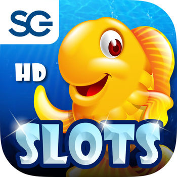 Gold Fish Casino Slots HD– Free Slot Machine Games - Looking for a Casino Game that captures the hearts of Vegas? Well, look no further! Gold Fish Casino Slots brings the excitement of real WMS slot machines to your mobile devices. With all the sights and sounds of Vegas in the palm of your hand, our casino games will put you into the thick of the action! Spin on hit G+, Colossal Reels, Money Burst, Double Money Burst, and other popular WMS slots, all for with no real wagering. Join the jackpot party with your favorite Vegas slots!Show your competitive side with Gold Fish Casino Tournaments! Spin against other Gold Fish Casino players to rank and win the ultimate prize! Fill up your Ruby Meter to unlock Premium Slots, which are some of the top WMS Slot content to be seen on Mobile Casino as well as Casino floors! Enjoy daily and hourly bonus rewards, allowing you to keep spinning on your favorite slots! Sit back and relax while you experience astonishing bonus rounds such as the Fish and Fish Food Bonuses in Gold Fish! Connect with Facebook to share gifts with your friends and family and earn extra coins!Gold Fish Casino Slots features:- More than 40 Authentic Casino Slots (and counting)!- Daily Bonus Coins Mini Game!- Free Bonus Coins every 4 hours!- Mega Bonus Coin Multiplier! - Premium Unlockable Slots!- Competitive Tournaments!- Exciting Bonus Rounds!- Connect to Facebook and interact with players!Free Slot Machines – Kick Back with Your Favorite Slots- GOLD FISH- BIER HAUS ™- THE JADE MONKEY- GREAT EAGLE II- LIL RED- ALICE & THE MAD TEA PARTY- GREAT ZEUS SLOTS- JUNGLE WILD II with MONEY BURST- Plus TONS more free slot games on the way!If you love the thrill of casino slots gambling and games like bingo or keno, then you'll love getting lucky with our online casino! Download Gold Fish Casino Slots and hit the lucky 777 in some slot game fun today!Gold Fish Casino Slots is a Play for Fun casino that is intended for amusement only.All in-game sales are final.Note: Guest account does NOT merge with Facebook accountThe games are intended for an adult audience. (E.g Intended for use by those 21 or older) The games do not offer \