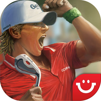 Golf Star™ - Experience the first real-time, multi-player mobile golf game!Introducing Golf Star™, the greatest golf game you'll ever play, featuring realistic graphics, golfing techniques mastered by the pros, and a simulation powered by real physics-based gameplay. Play with golfers from all over the world!You can play in English, ???, Deutsch, Français, Português, Español, ???, ????, or ????. , Indonesia, ???.*New sticker pack feature (iOS 10+)Compatible with: iPhone 4, iPhone 4S, iPhone 5, iPod touch(5??), iPad2, New iPad, iPad mini, iPhone 6, iPhone 6 Plus(iOS 4.3 or higher required)Stunning Graphics and True-to-Life Golf Physics!- Golf Star features stunningly beautiful graphics unlike anything you\'ve ever seen before.- Experience the exhilaration of being on a real golf course!- Terrain height, ball impact angle, wind, temperature, humidity, and up to 70 other factors implemented to perfectly capture the physics of a real swing.Various Skills and Techniques- We've captured the skills and techniques of real-life pro golfers.- Become a pro golfer and choose from up to 10 techniques to use, including draw shots, fade shots, and chip shots.Different Game Modes- Career Mode: Play Single Player rounds and Quests, or compete in the NPC Tournament.- Friend Match Mode: Play against your friends in real-time!- Match Challenge/Tournament Mode: You can enjoy 1:1 Tournament on a real time basis with players from all around the world.- Play with different rules each time in Event Tournaments.- Skins Mode: Max. of 4 players will compete against each other to win each hole, and the winner will earn the prize money.World Championship- Participate in the weekly World Championship Match and claim victory to win awesome rewards!- Win all the major tournaments for the ultimate grand slam!Golf Tournaments!- Play a new tournament every week and win prizes.- Become the world's greatest Pro Golfer, and achieve the Grand Slam.Guild System- Create a Guild with users from all over the world!- Work with your Guild members to become the No. 1 Guild!- Compete against other Guilds to prove your skills!Daily Mission System- Complete various missions every day to get amazing rewards.- You can become the best player by completing the missions every day!Hall of Fame- Compete against players from all around the world and enter the Hall of Fame!Connect with Com2uS! Follow us on Twitter twitter.com/Com2uS Like us on Facebook! facebook.com/Com2uS For information on new games and special events, check out http://www.withhive.com!For questions or customer support, please contact our Customer Support by visiting http://www.withhive.com/help/inquire.