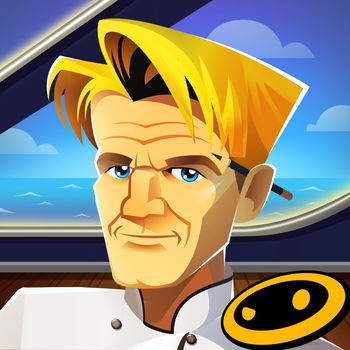 "Gordon Ramsay DASH - JOIN GORDON RAMSAY AND COOK YOUR WAY TO SUCCESS!Travel around the globe and master your skills in unique restaurants w/ Gordon Ramsay as your guide! Build your restaurant empire!BATTLE OTHER PLAYERS ONLINE!Use strategy along with your culinary skills and battle other players or friends online to reach the top of the leaderboards!CHOOSE YOUR CHEF'S LOOK!Create your chef's own personal look with the all new avatar system, a first for any DASH game!CELEBRITY CHEF BOSS BATTLES!Got what it takes to compete with the best?  Face Gordon Ramsay and others in new Boss Battles! EARN AND TRADE ITEMS FOR BETTER RECIPES!Upgrade your recipes for even better rewards by collecting rare and unique items throughout the game!Gordon Ramsay DASH © 2016 - 2017 Glu Mobile Inc. All rights reserved.DASH, Gordon Dash, Gordon Ramsay Dash, Glu, the ""G-Man"" Logo, Flo, and her appearance are the trademarks or registered trademarks of Glu Mobile Inc. in the United States and/or in other jurisdictions.Likeness, voice and images of Gordon Ramsay provided under license by Humble Pie Media Limited for Studio Ramsay. All rights reserved.  PLEASE NOTE:- This game is free to play, but you can choose to pay real money for some extra items, which will charge your iTunes account. You can disable in-app purchasing by adjusting your device settings.- This game is not intended for children.- Please buy carefully.- Advertising appears in this game.- This game may permit users to interact with one another (e.g., chat rooms, player to player chat, messaging) depending on the availability of these features. Linking to social networking sites are not intended for persons in violation of the applicable rules of such social networking sites.- A network connection is required to play.- For information about how Glu collects and uses your data, please read our privacy policy at: www.Glu.com/privacy- If you have a problem with this game, please use the game's ""Help"" feature."