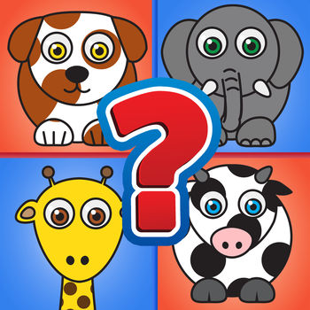 Guess The Animal? FREE - Play the classic guessing game with animals! Win games to unlock even more animals.Features: • 24 animals + 5 bonus animals to unlock. • 1 player mode - vs computer. • Retina graphics.• Universal app - download to all your devices! • Game Center achievements and leaderboard. • Got more than one device? No problem! Your progress is automatically synced between devices using Game Center. • Animated animals. • Play as blue or red. • Intuitive layout. • Hours of fun!