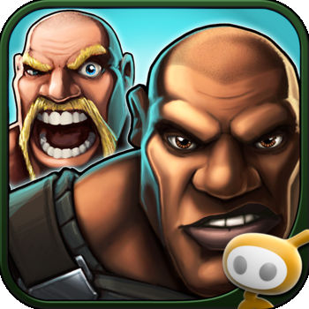 "Gun Bros 2 - Optimized for the iPhone 5 and iPad 3rd Gen & 4th Gen.Gun Bros 2 does not support the iPhone 3GS, iPod Touch (4th generation) or iPad 1.Untold years after the first T.O.O.L. wars, the Tyrannical Oppressors Of Life have returned to finish the job. Only the Freakishly Rugged Advanced Genetics Galactic Enforcement Division (F.R.A.G.G.E.D) agents Percy and Francis Gun stand in their way. Armed with a new array of highly advanced and ridiculously destructive weapons, the Gun Bros are once again defending the galaxy from the T.O.O.L. insurgency. It is a time to innovate and eradicate. The last conflict has left both sides scrambling to rebuild their armories. Old Xplodium mines have been reopened and even decommissioned factories are once again roaring to life as the conflict escalates. It is up to Percy and Francis to stop this threat from reemerging with an even more devastating arsenal of killing machines. The Gun Bros are back and, once again, responsible for defending the galaxy. Luckily, they've got access to a host of new gear that will help them defeat T.O.O.L.REAL-TIME MULTIPLAYER!Battle the T.O.O.L hordes with your Gamecenter friends, head over to the all-new Endless Mode and check it out!NEW GUNS & MODS!Choose from a broad range of weapons; from pistols & rocket launchers to new and improved laser weapons & shotguns. Collect MODS and strap them on your weapon to gain secondary, tertiary and even quaternary fire modes! Players can even unleash multiple MODS at once!MEGA BOSS BATTLES!Battle against the Pus Titan, Maullusk and The Broliminator! These monstrous bosses are enough to get any Bro excited…THE BROTHERHOOD!Invite your bros to join your tour of duty with an improved Brotherhood system. Share the fun! Share the love! Share the destruction!TANKS!No tour of a hostile alien planet would be complete without a tank to mow down the locals. Hop into the Honey Badger tank and do some donuts on your enemy's face. Comes standard with missile launchers and inertial accelerator. Safety belts not included…MULTIPLE GAME MODES!Advance through each mission, unlocking new environments and better loot in the Campaign mode or work your way to the top of the leaderboards in the Arcade mode!FREE ARMOR!Every mission contains armor, but it's up to you to find it and grab it. Increase your HP and SPD with bold new styles conceived by the galaxy's top fashion designers and military experts, many of whom are the same person.PLEASE NOTE:- This game is free to play, but you can choose to pay real money for some extra items, which will charge your iTunes account. You can disable in-app purchasing by adjusting your device settings.- This game is not intended for children.- Please buy carefully.- Advertising appears in this game.- This game may permit users to interact with one another (e.g., chat rooms, player to player chat, messaging) depending on the availability of these features. Linking to social networking sites are not intended for persons in violation of the applicable rules of such social networking sites.- A network connection is required to play.- For information about how Glu collects and uses your data, please read our privacy policy at: www.Glu.com/privacy- If you have a problem with this game, please use the game's ""Help"" feature."