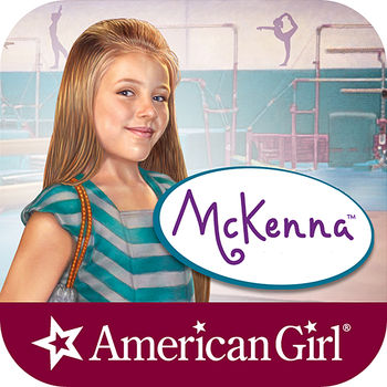 Gymtastic - McKenna, the Girl of the Year® 2012, loves gymnastics and dreams of being on the competitive team. In this game, you'll help McKenna practice her gymnastics skills so that she\'ll be ready to shine at tryouts. Tap the screen to jump over obstacles while collecting stars and catching bonus items. Try not to fall. If you do, you'll lose one chance. The game is over when you are out of chances.To learn more about American Girl or McKenna, or to play more fun games and activities, visit americangirl.com/play.