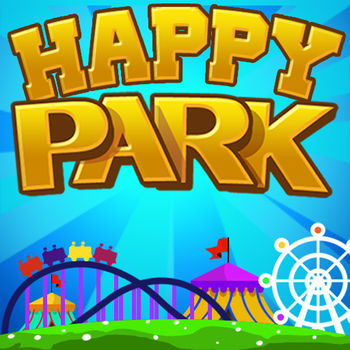 Happy Park™ - Best Theme Park Game for Facebook and Twitter - Can you start with an simple Ferris Wheel and turn it into a World Class Theme Park?************************************************** THE FIRST-EVER Theme PARK GAME FOR IPHONE, IPOD TOUCH and IPAD IS NOW LIVE IN THE APP STORE!**************************************************Note: Happy Park is free to download, but some game items can also be purchased for real money (eg: bucks and coins). If you don\'t want to use this feature, please disable in-app purchases. Create the five-star AMUSEMENT park of your dreams! You are just a download away from building and customizing your very own Theme Park! Choose which attractions to buy and which Mascots to hire. Have a great time building your own personal AMUSEMENT Park!TONS OF AWESOME FEATURES!- Over 100 attractions to choose from, with more coming in the next release!- Build Roller Coasters, Water Rides, Gentle Rides, Dark Rides and much more!- Hire Mascots - Biggy Beary, Puck Puck Chicken, Fairies, Dinos, Penguins, Ducks, Tigers just to name a few……- Complete fun quests and win rewards! Win:  King Gorilla Show, Great Circus, Epic Wind Flyer, and Mammoth Coaster!- Build Restaurants, Food Kiosks for your hungry visitors- Build Restrooms, Info Booth and Toy Stores for visitor comfort- Hire employees - Ride Operators, Cashiers, Waiters, Janitors!- Market Your Park  - Buy Billboard, Online, Radio and TV Advertising!- Create giant fun structures to attract visitors from around the world!- Decorate your Theme Park to attract more visitors. Rivers, Trees, Ponds, Lakes, Castles, Gardens, Park Maps, Flags, and Totem-polls… the list just goes on!- Such fun to play!- Works like a charm on iPod Touch and iPhones 3G, 3GS, and 4.- Works on iPad 1 and iPad 2.- Play with friends! - get rewards for having friends and playing with them DAILY!- Featuring Research Lab - research for exciting, thrilling and wonderful attractions!Can you discover all the crazy attraction combinations?Twister + High Hammer Smasher = ???Wave Pool + Ring The Bell  = ???Wiper Out + Monster Truck = ???Can you discover the Giant Fish Tank or the Unicorn Ride? Download now, and start playing to find out!