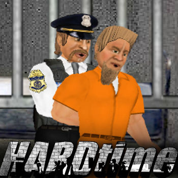 Hard Time (Prison Sim) - The toughest prison sim in the yard - now celebrating over 10 MILLION downloads!!!Create your own inmate and attempt to survive in a prison where every sentence is a \