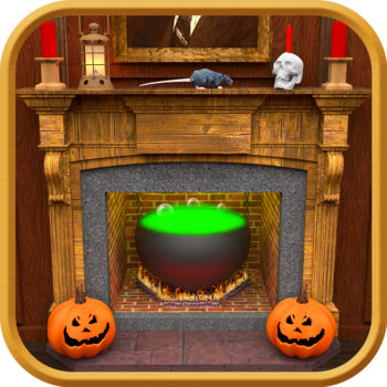 Haunted Halloween Escape - Turn down the lights and turn up the sound for this creepy Halloween night room escape game.On a terrifying Halloween night, you\'re trapped in a haunted room filled with pumpkins, bats, spiders, ghosts, skeletons, rats, vampires, a bubbling cauldron and more. Can you escape from this room of horrors and keep your wits about you?In this scary room escape game, find and use various items and solve puzzles in order to find a way out. Find all the bats for a higher score. Good luck and have fun!Check out all our free room escape games: - Diamond Penthouse Escape 1 - Diamond Penthouse Escape 2 - Sapphire Room Escape - Ruby Loft Escape - Emerald Den Escape - Emerald Den Escape HD