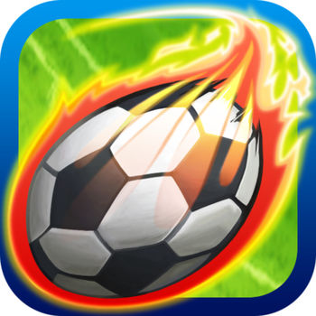 Head Soccer - Move to the side, hard-to-control soccer ! A soccer game with easy controls that everyone can learn in 1 second.