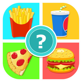 Hi Guess the Food - Watch the pic and guess the food's brand out!New restaurant and drink packs available. More puzzles, more fun!From the creators of the #1 apps \