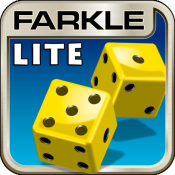 High Roller Farkle Lite - Over 4.5 MILLION games of High Roller Farkle have been played! This is simply the best, most configurable Farkle game on the App Store.  Find out for yourself why gamers love this game!Now play your friends anywhere, anytime with full Game Center internet play!!!High Roller Farkle is a fun and exciting dice game for up to four players.  Beautiful graphics and elegant game play make this a must have game for your iPod Touch, iPhone or iPad.Using six dice, each player takes a turn rolling the dice and must set aside at least one scoring die (1\'s, 5\'s, triples, 3 pairs, or a run of 6.)  The player\'s turn continues with the remaining dice, as long as there is a scoring number or combination. The player\'s turn ends when they decide to stop and score their accumulated points or until they have a scoreless throw (they Farkle).  When all six dice are scored in a turn, the player can roll them all again and continue to accumulate points.  Scoring combinations (triples, 3 pairs, or a run of 6.) only count when made with a single throw of all six dice. The first player to score a total of 10,000 or above wins the game! (As long as players with a turn left, don\'t exceed your score.)If you like games like Yahtzee(tm) Craps, or any other dice game with a blend of skill and luck, then Ten Thousand (aka Dice, 5000, Farkle, Farkel, Deluxe Farkel, Zonk, Zilch, Wimp Out, Hot Dice, Buzzball, Oh Crap, Greed, Squelch) is the game for you!Features- Full Game Center integration for internet play- iPad Support- Retina display graphics- In Game help- Bigger, customizable dice- More Scoring Options (Small Straight, Farkle Penalty, Three Pairs)- Fast Gameplay (Option to auto select all scorable dice)- Online Leaderboards in over a dozen statistical categories!- Integrated Html Help- Four player game play (Any combination of human or computer)- Fun parlor style graphics and sound effects- Lots of game statistics to track how you\'re doing and to record high scores - Variable AI and game speed- Turn rolling animations on and off- Shake to roll dice (optional)- Show scoring hints (optional)A huge number of game options and variations – make it your game!- Minimum start scores of 0, 500, 750 and 1,000- Play to 3,000, 5,000, 7,500, 10,000- Play first to the target or let everyone have one last roll- Change scoring rules to the way you\'re used to themIf you have questions, comments, suggestions about Ten Thousand, please visit our forums athttp://www.threejacks.com/support