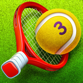Hit Tennis 3 - Swipe & Flick Ball Sports - Swipe or flick your finger to hit the ball. It feels like real tennis! Hit Tennis is the most popular tennis game on iOS, with over 35 million downloads!- Amazing swipe & flick controls!- Battle opponents in 24 tournaments across 8 locations around the world!- Can you win every trophy?