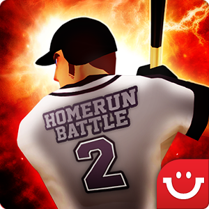 Homerun Battle 2 - Make it an All-Star Summer with Homerun Battle 2! The Homerun Battle Series is at its PEAK! 20 Million Sluggers worldwide battling it out in 300 million online match-ups! Back and better than ever, the beloved real-time worldwide slugger battle has a sequel! Prepare to play the best android baseball smashin' game against sluggers worldwide.