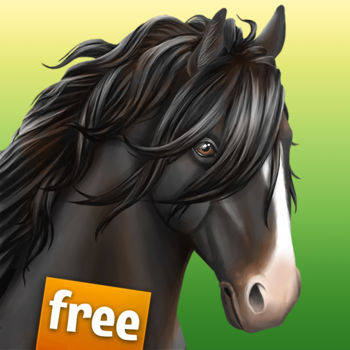 HorseWorld 3D: My Riding Horse FREE - Editor Picked by Best10Apps.com: \