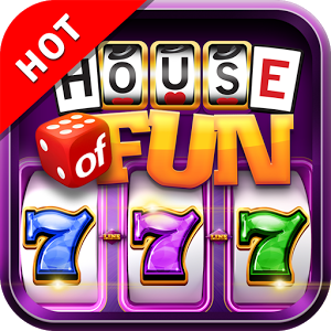 House of Fun Slots Casino - Play HOUSE OF FUN Casino Slots - the best Las Vegas FREE SLOT GAMES online! Taste the virtual casino slots experience with welcome bonus coins, big gold coins wins & free spins, huge jackpots and much more.Install House of Fun Free Casino Slots now to get: • 100+ FREE slot machines & FREE coins bonus every 3 hours • Vegas casino games you love: 777 classic slot machines or Egypt, OZ, Diamonds, Rubies, Cherries, Big Cats and Immortal Wilds slots. • Popular HOF casino slots free games: 3 Tigers, Kitty Gems, Enchanted Snow and Cinderella, Wild Chilli, Frankenstein Rising, RFJ: Wildfire, Sinners and Saints + many Halloween-themed casino slots games such as Monster Riches, Franken Bride, Wicked Evil, Queen of the Dead, Vampire\'s Kiss. • Lucky Free Spins of the Wheel of Fun, progressive jackpots, amazing & fun features. • Weekly: NEW slot games, promotions, sales and free coins gifts. • One of the biggest online slots communities where you get more free coins daily. • Personalized service from the best support team in the social casino slots industry.Follow us on Facebook and Twitter for exclusive coins offers and slots bonuses: http://www.facebook.com/houseoffungames | http://twitter.com/houseoffungamesEnjoy playing our free casino slot games? Please rate us, your feedback counts!This game app is intended for adult use - by those 21 or older – and for amusement purposes only.HOF gives you the complete Vegas slots games experience without the risk of real betting, because at House of Fun you're playing just for fun. House of Fun does not offer any opportunity to win 'real money' or 'real money' prizes, and practice or success at playing House of Fun does not imply future success at 'real money' gambling.Find out more at: http://www.playtika.com/service-terms