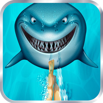 Hungry Dive Attack - Shark Hunter Evolution - Your Best Swimmers are ready !!You will have to show your best swimming skills to avoid the sharks attacks ! Great white, Hammer Sharks, Blue Sharks and many more ...By the way did we talk about ... DOLPHINS ? They will be there to help you out!Download Now and have a good Swim!