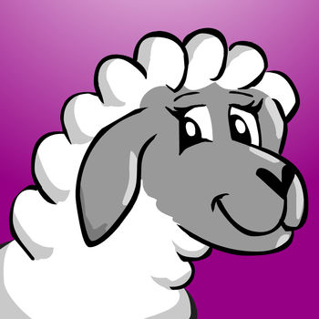 I Hear Ewe - Animal Sounds for Toddlers - ** I Hear Ewe ranked second place as Best Kid Distraction App for 2011! (Best App Ever Awards)Entertain and educate your toddler with this simple game full of 24 different authentic animal sounds and 12 different vehicle sounds. When your baby taps on an animal or vehicle icon, the game will verbally announce what type of animal or vehicle it is and play a recording of its real sound. You have the option of selecting English, Spanish, German or Chinese for the verbal  descriptions. You can also turn off the verbal  descriptions and hear only the item\'s sound when an icon is tapped.This app is a great way to introduce your toddler to animals and vehicles! Also helps develop your toddler's motor skills while keeping them entertained.After your preschooler masters this app, upgrade them to our educational app for preschoolers, I See Ewe, which is also available on the App Store.*****Note: If you are having problems with this app not producing any sound, please check whether your device\'s mute button is engaged or not. We wrote this app to honor the mute button\'s setting. This gives you a quick way to silence the app while still letting your child to play with it. Many other apps were written to ignore the mute button setting, which may be why you hear sound from other apps but not from this one.
