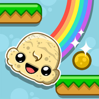 Ice Cream Drop - Drop safely between the platforms to fall down deeper and deeper.Our friends from Ice Cream Jump are back! You still have to dodge the mean flies, but this time you have a huge range of power ups to help you fight back.Collect more ice cream characters by picking up the coins in the game, or you can use your coins to upgrade power ups!