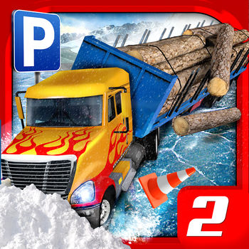 "Ice Road Trucker Parking Simulator 2 a Real Monster Truck Car Park Racing Game - Welcome back to the Worlds most dangerous roads! Can you keep control of your Trucks in severe driving conditions, park precisely to complete delivery jobs and succeed in your career as the ultimate Ice Road Trucker? Prove your driving skills in Ice Road Truck Parking Simulator '2'!Drive SIX different trucks, from Pickups, Oil and Freight trucks to the insane double-trailered Road Train!! Don't drive too slow or you'll crack the ice and sink!Battle with snow, ice, frost and varying grip, on narrow roads filled with realistic traffic. Get to your destination as fast as possible and park to beat each mission.100% free career mode, with tons of interesting Parking missions, all set within the beautifully cold Arctic environment!GAME FEATURES	? Park 6 insane trucks, including the ultimate Road Train! ? Battle the harshest driving conditions on the planet? Realistic Arctic environment featuring a huge frozen lake and city areas ? 100% Free-to-play Career Mode? Customisable control methods (tilt, buttons, wheel and MFi Controller support)? Multiple views (including Drivers Eye view with real-time mirrors*) ? Easy modes available (with separate leader boards) as optional in-app purchases for an easier ride!? Runs on any device from (or better than) the iPhone 4, iPad 2, iPad Mini & iPod Touch (4th Generation)* Mirrors are features on iPad 3 / iPhone 5 and newer devices)From the creators of ""The Best Parking Games on the App Store"" (a comment given by many of our happy players!). See our other games for many more exciting Parking Simulator games!PLEASE NOTE: This game is free to play, but charges real money for fun additional in-app content. You may lock out the ability to purchase in-app content by adjusting your device's settings."