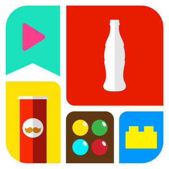 "Icon Pop Brand - Join 12.000.000 ICON POP users around the world! ICON POP Brand is a logos quiz game with a fun twist! It challenges players to name products, brands, companies and organisations using imaginative, handcrafted visual clues inspired by each answer. The more accurately and quickly you respond, the better the score you'll have to compete against friends worldwide on Game Center! Can you guess all the icons? ICON POP FEATURES:HUNDREDS OF STUNNING ICONSOver 200 original handcrafted icons are waiting to be guessed and figured out. That's right, we drew each and every one and there are more to come! HELP WHEN YOU NEED ITEveryone solves puzzles differently. Icon Pop Brand offers five different ways for players to get back on track, all available through spending tokens earned with correct guesses. Pick up some general knowledge by using ""Hint"", remove incorrect letters with ""Eliminate Keys"", or use the ""Open Letters"" to figure out the right word! If all else fails, players can always ""Ask a Friend"" on Facebook or Twitter, or ""Reveal"" the answer with accumulated tokens as a last resort.** ICON POP Brand is an app made for fans by fans. This is an expression of our gratitude to all respective corporations, organizations, product designers, brand makers, advertising agencies, and manufacturers that are constantly impacting our lifes through their brands. BRAVO! **Website: www.iconpop.comOnline Shop: www.iconpopshop.comFacebook: fb.me/iconpophubTwitter: twitter.com/iconpophub"