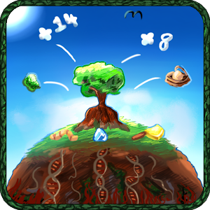 Idle Evolution - •Evolve and reap the rewards as you progress deeper into the evolution tree!•Level up and unlock 50+ unique upgrades, each providing bonuses to aid you further into the game!•Find and unlock 20+ items, all of which giving special bonuses!•Find ultra rare Magic Logs - Each one giving you a permanent bonus of your choice!•Spec into your skill-tree and customize which bonuses you want to upgrade!•35+ Achievements to be earned, every achievement gives permanent bonuses!•Prestige system which rewards continuous play with permanent multipliers!•Unlock and upgrade the autoclicker and progress when the game is minimized!•Find growth stones and evolve your tree to its maximum potential!•Suitable for phones and tablets!!•Game updates based on player feedback!•Background Music by http://www.pacdv.com/sounds/•Background artwork by http://ukthewhitewolf.deviantart.com/